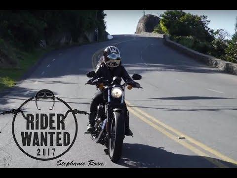 RIDER WANTED  2017 - Stephanie Rosa