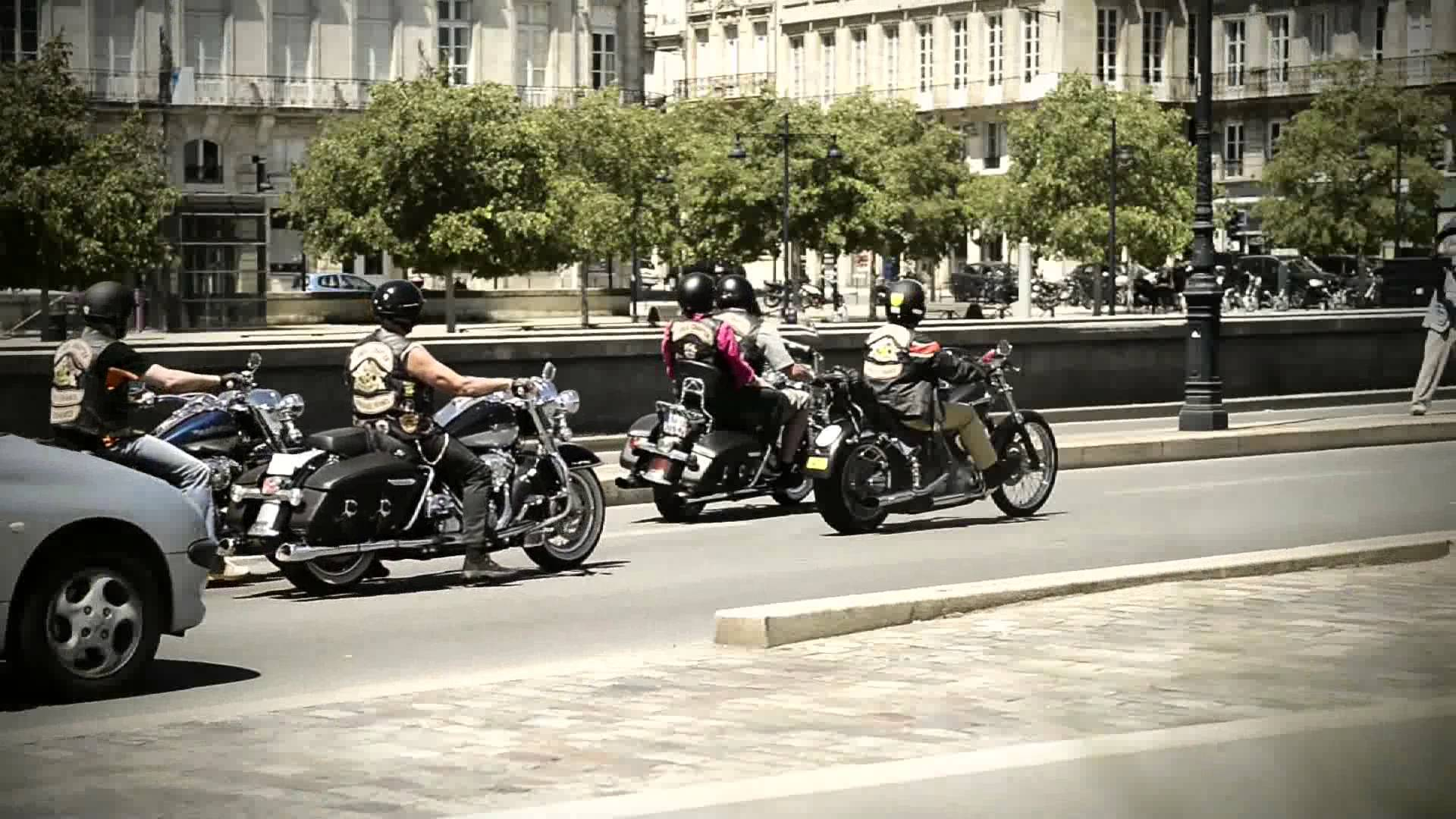 1st free chapter Bordeaux Harley Davidson