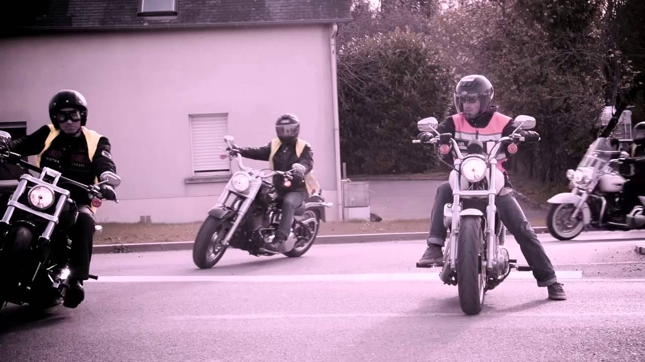 Harley-Davidson Chrome and Roses