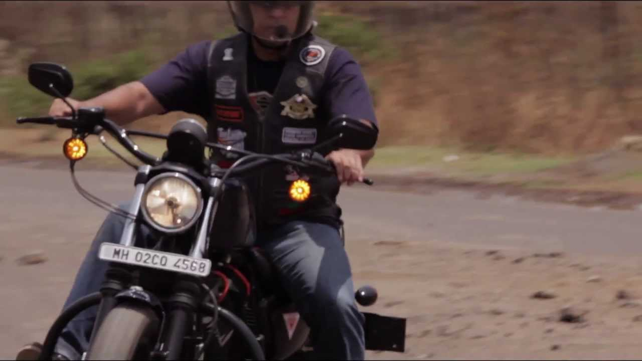 The Freedom Stories- Ameya Kapnadak, Harley-Davidson Owner, Seven Islands Chapter, Mumbai