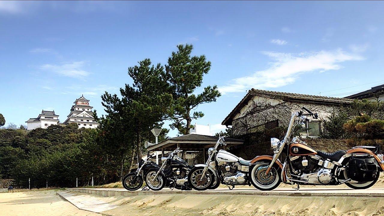 [城攻めtouring in  BADASS] Harley-Davidson