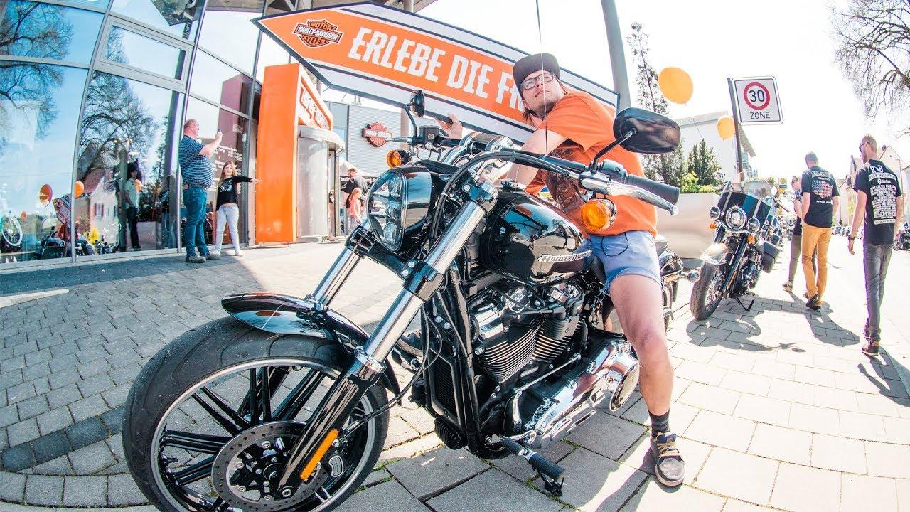 SignSpin, Harley Davidson & Rock 'n' Roll