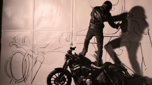 Dark Custom  - Harley-Davidson Brasil-HD