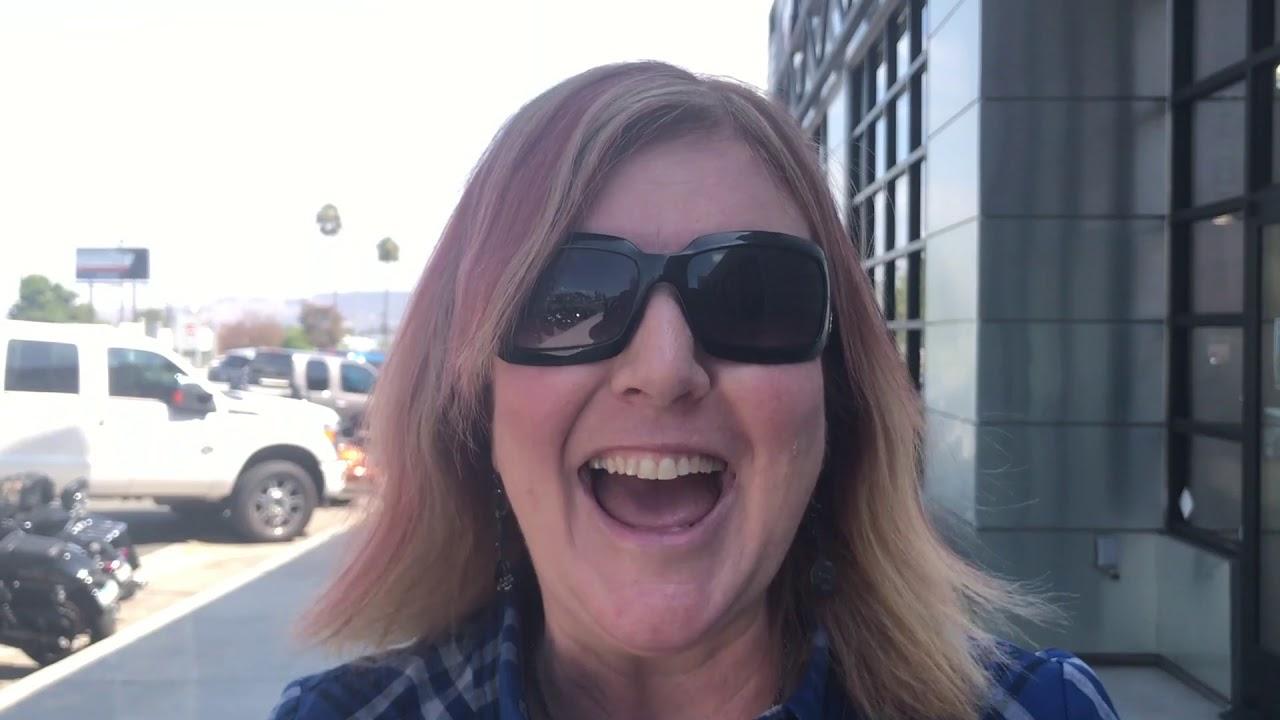 Amy Gates Dream Harley
