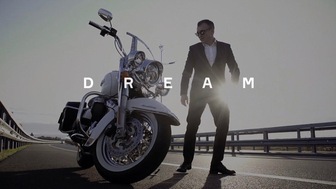 MY DREAM HARLEY-DAVIDSON / МОЯ МЕЧТА