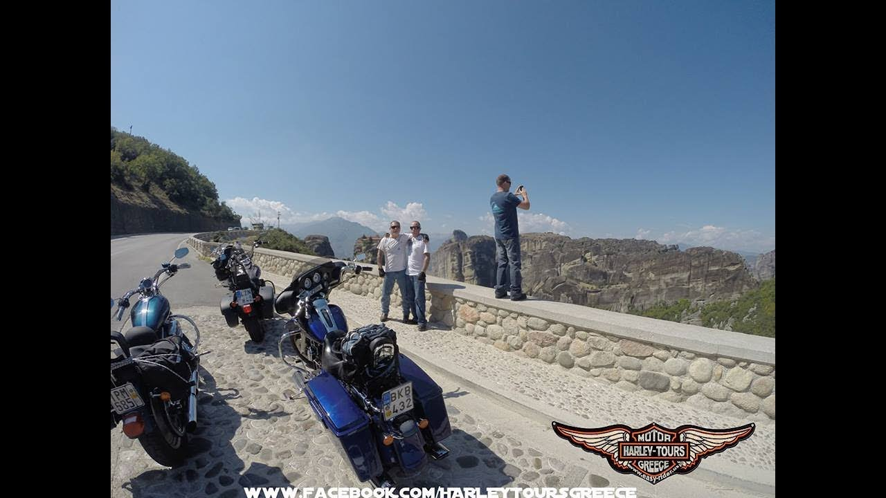 "From Dawn till Dusk, day 9th ""The Easy Rider Tour"" to Greece & The Greek islands"