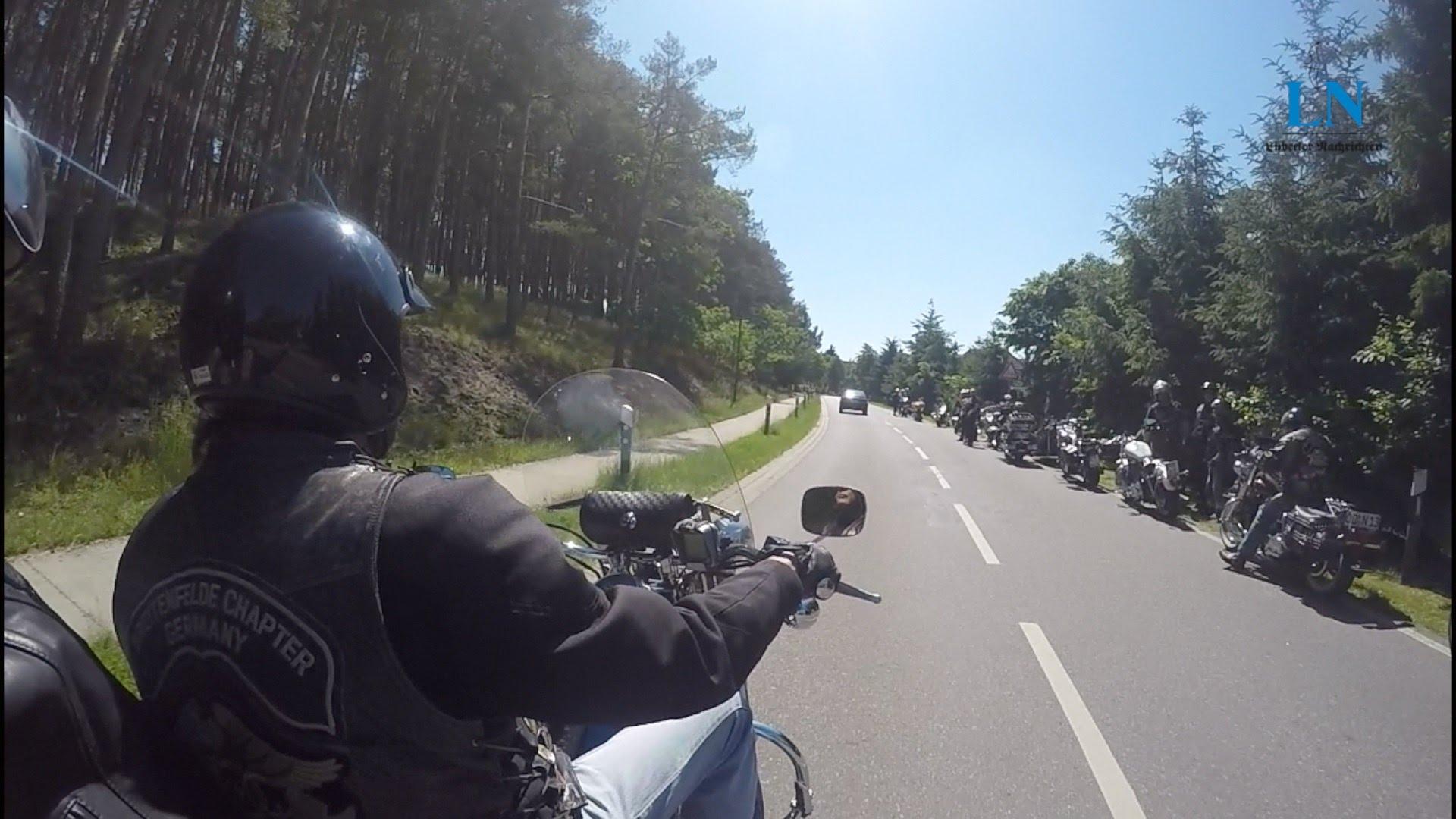Mit der Harley durch den Sommer