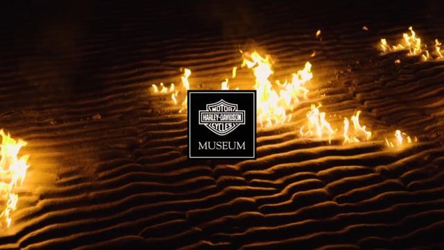 Harley Davidson Museum // San Felipe Baja