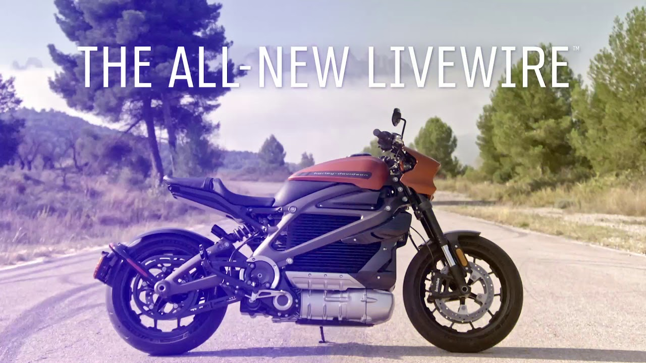for the next generation of us | Harley-Davidson LiveWire