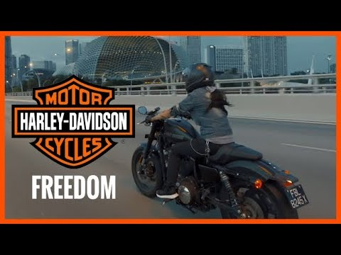 Harley-Davidson - Whats Your Freedom Story