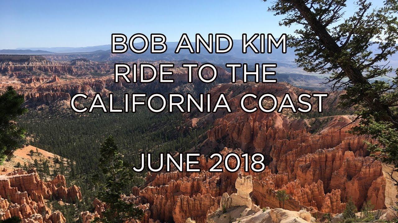California Trip 2018