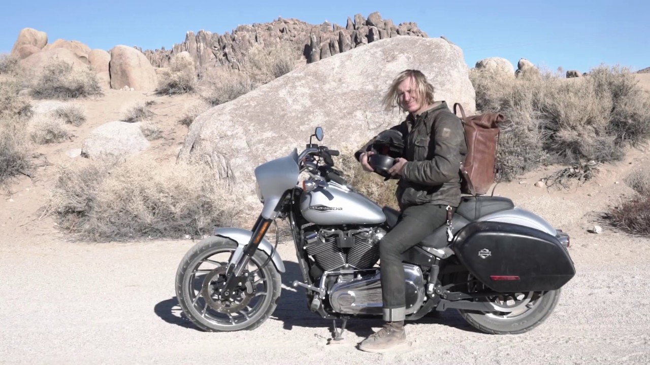 Freedom Stories - James Barkman | Harley-Davidson
