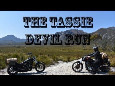 The Tassie Devil Run -A Aussie Harley Adventure-