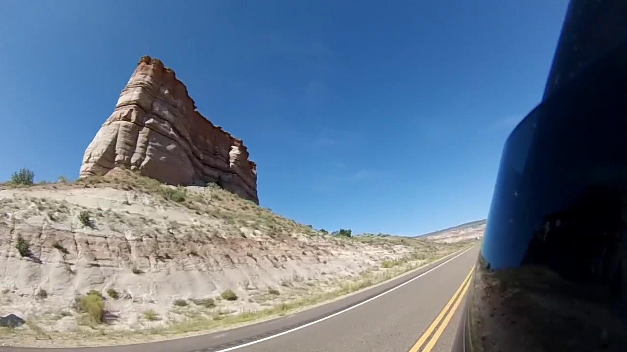 2015 Utah Motorcycle Trip