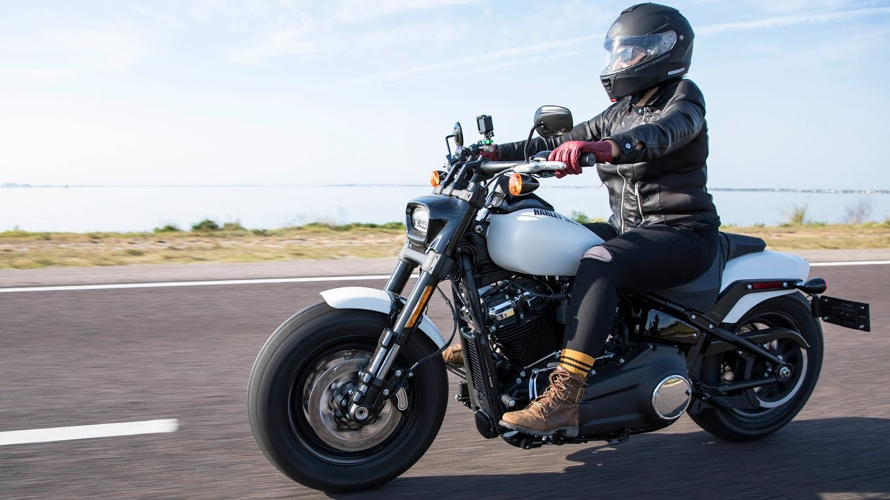 Freedom Stories - Giselle Levy   Harley-Davidson