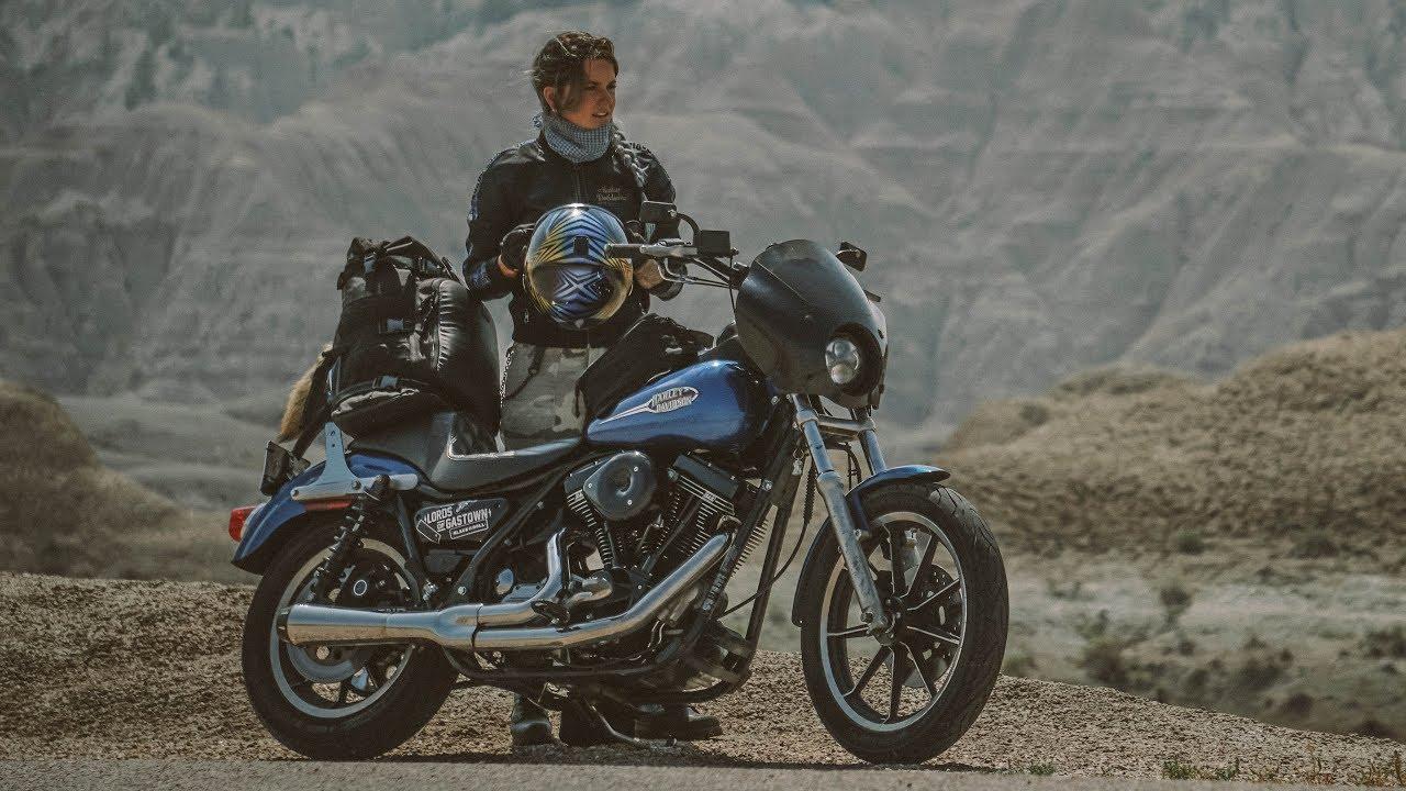 Freedom Stories - Kalen Thorien | Harley-Davidson