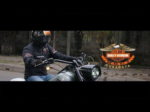 HDCI ( Harley-Davidson Club Indonesia ) Surabaya - Bike Warm-up