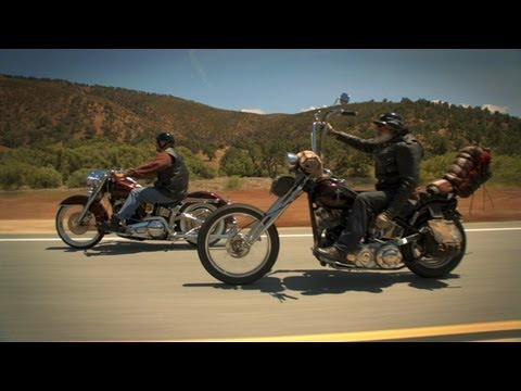 A tribute to Easy Rider
