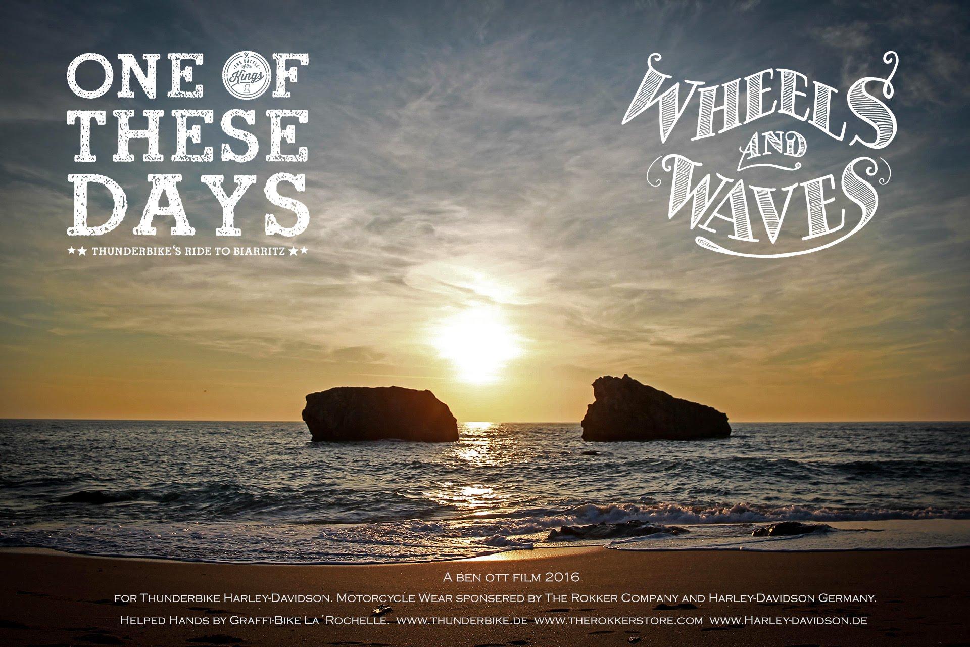 Thunderbike goes Wheels & Waves 2016