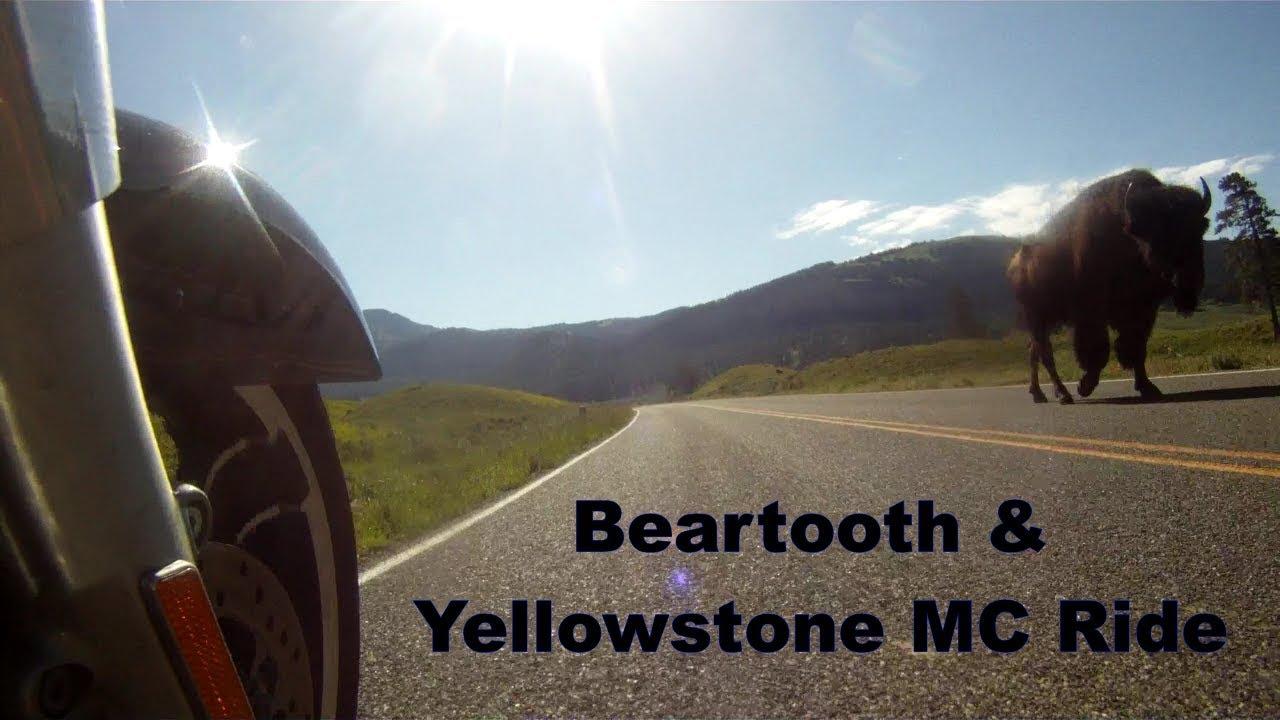 2019 Harley Yellowstone, Beartooth, Chief Joseph Road Trip.