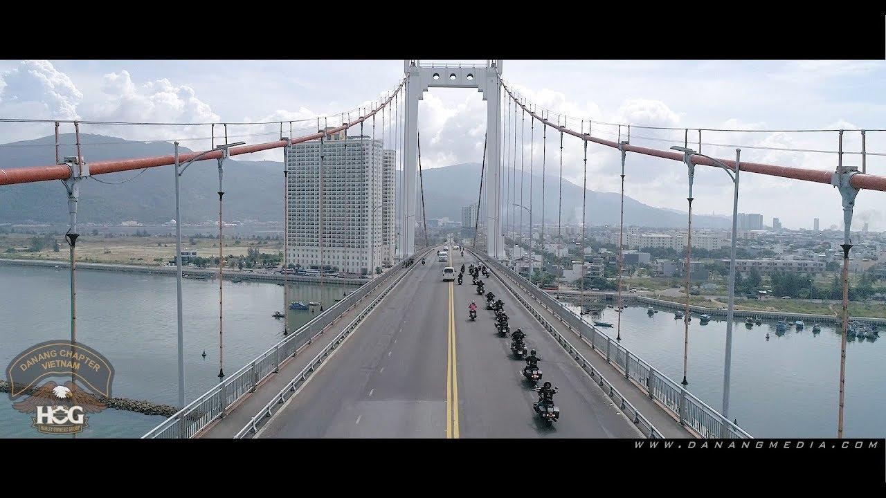 Harley Davidson Danang - Hog VietNam - Flycam Đà Nẵng