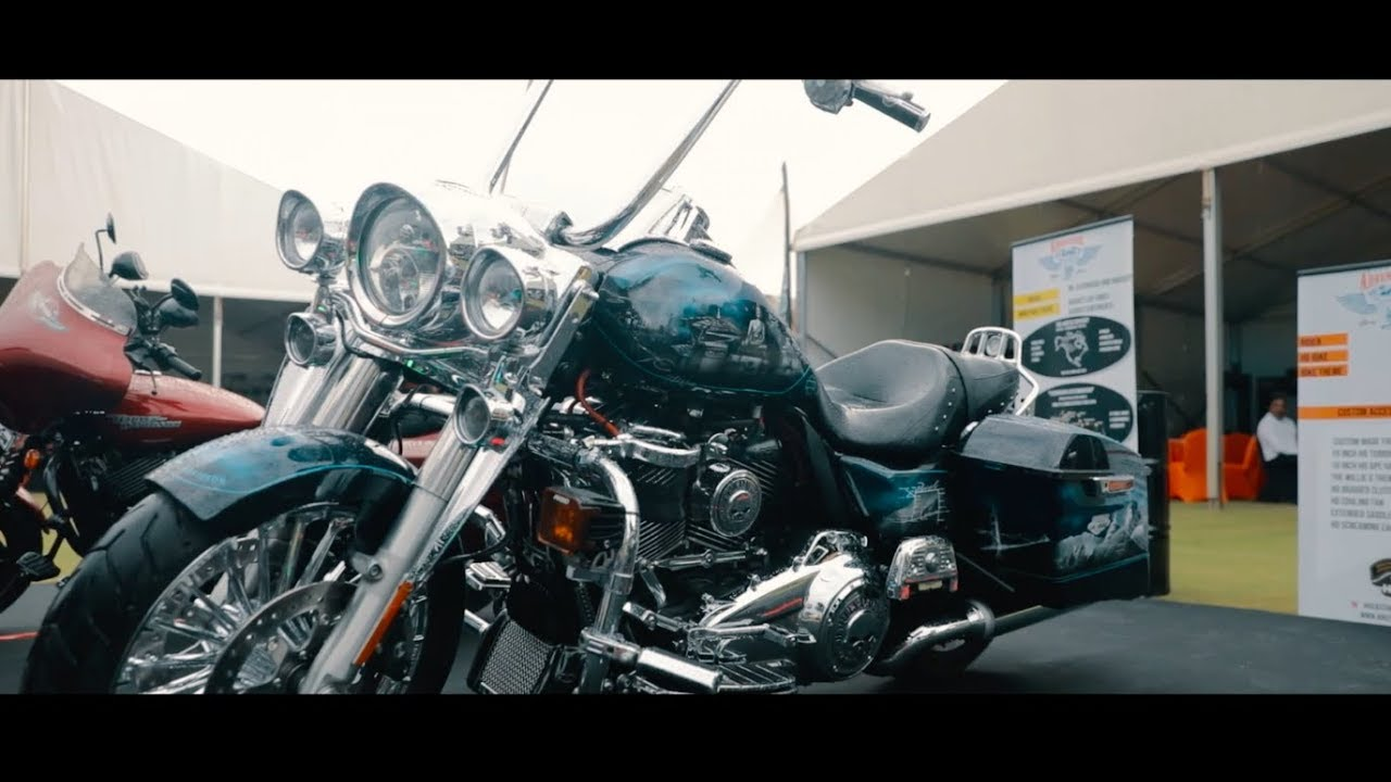 GATC and Harley Davidson India! (8th Southern H O G Rally) Recap #girishandthechronicles