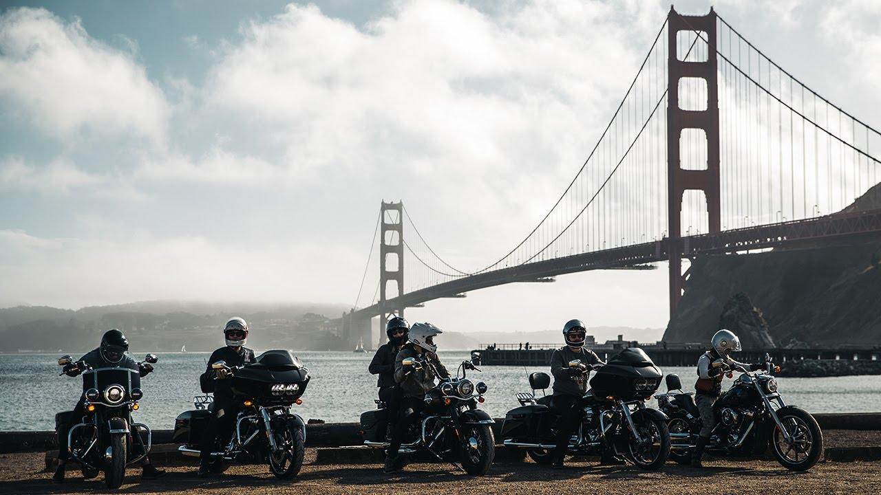 California Coastin' |  EagleRider x Harley-Davidson