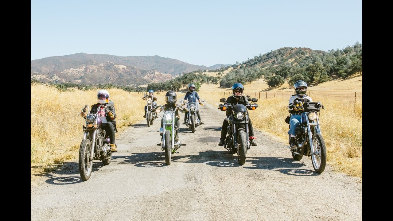 Babes Ride Out Central Coast 7 | Harley-Davidson