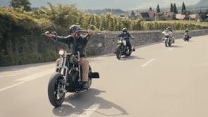 Harley-Davidson-Buendnerbike DirectorsCut