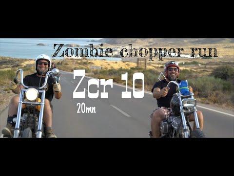 Zombie Chopper Run 20mn ZCR10