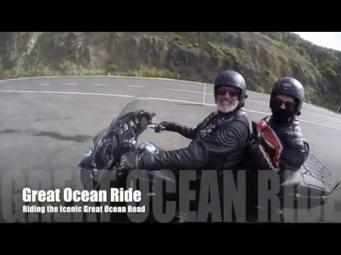 Great Ocean Road Harley Davidson Tour