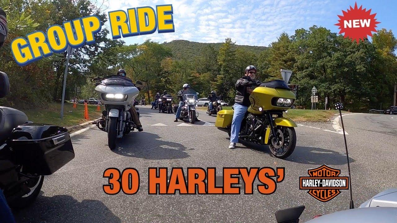 Bikes & Breakfast / Big Group West Point Ride
