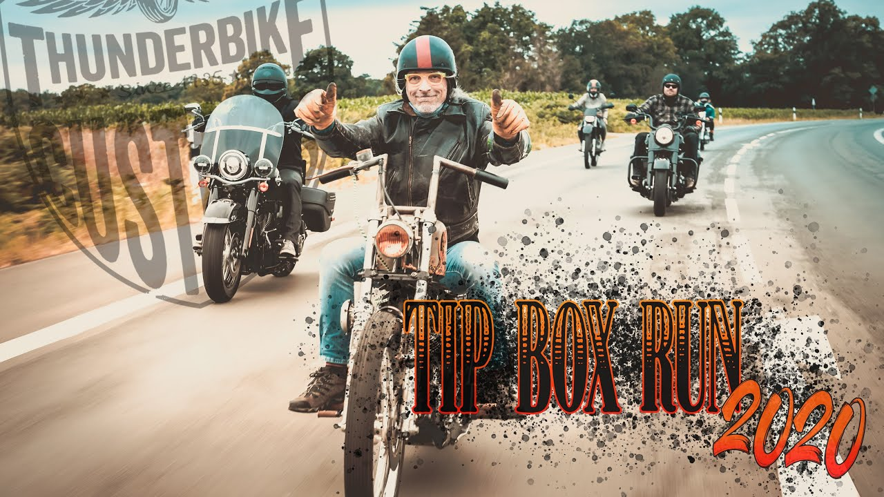 "Thunderbike - Harley-Davidson - Ride Out ""Tip Box Run"""