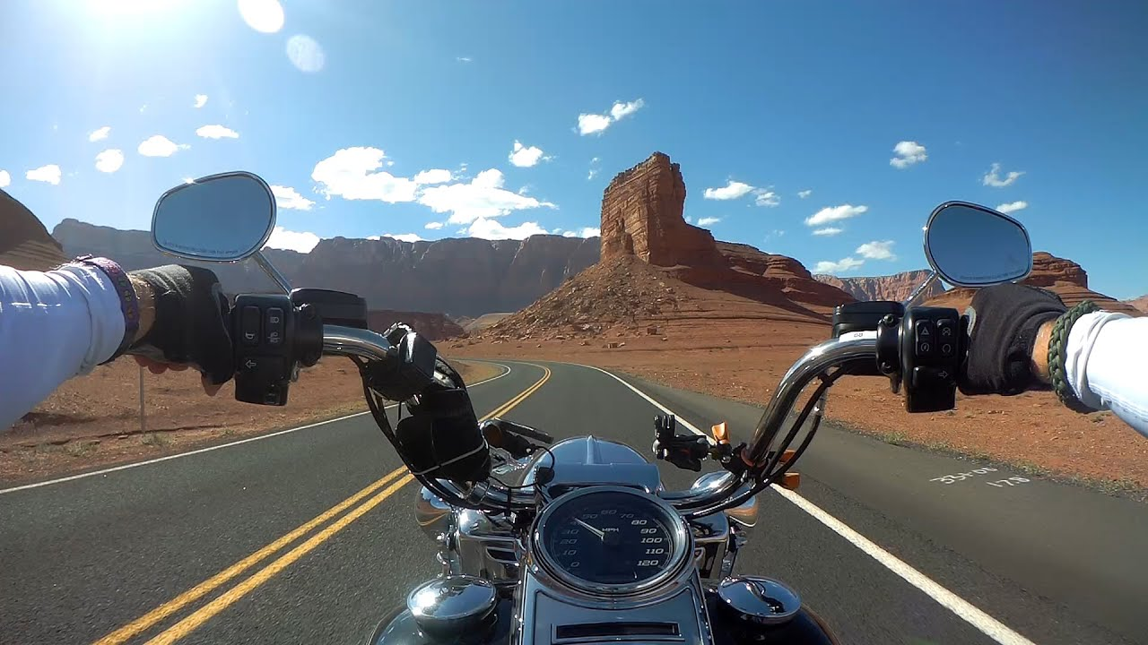 """Too Old to Die Young"" - Brother Dege / Harley-Davidson Road Trip ""Four Corners"""