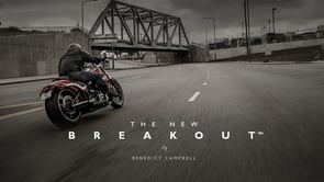 THE NEW H-D BREAKOUT