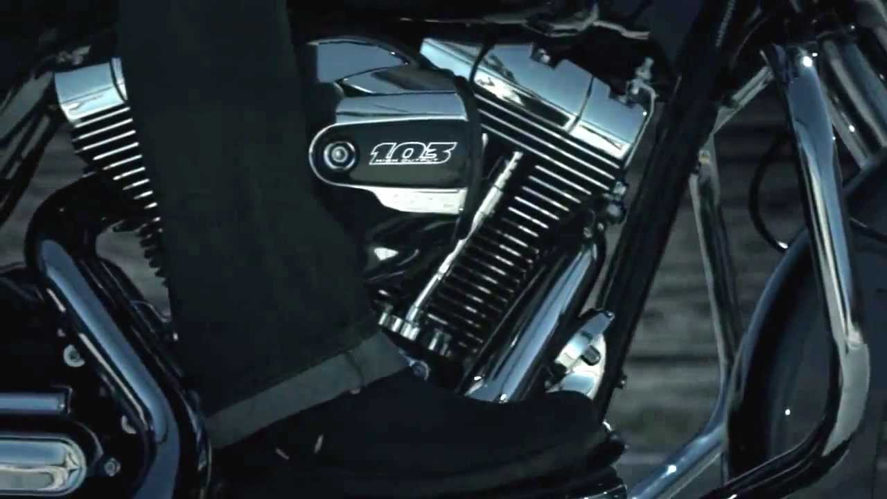 2014 Harley Davidson Motorcycles - Project Rushmore Commercial New Models