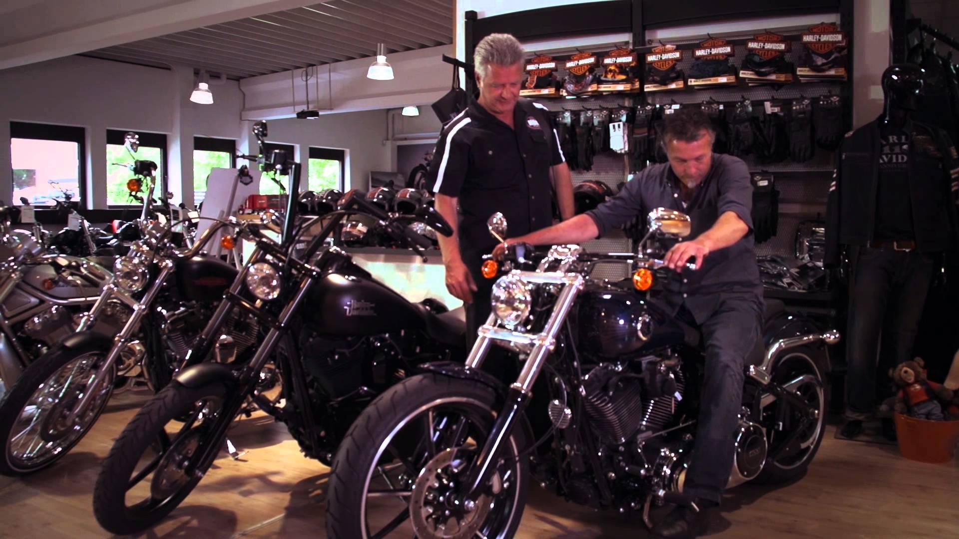 Reborn - Harley-Davidson Würzburg Village