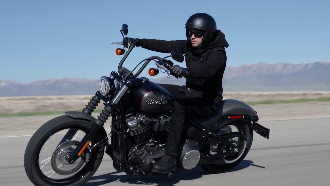 2018 Harley davidson SOFTAIL STREET BOB