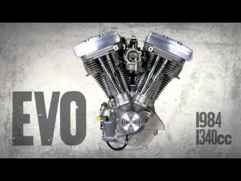 Sound Harley-Davidson Evolution 1984