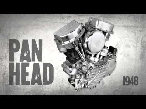 Sound Harley-Davidson Pan Head 1948