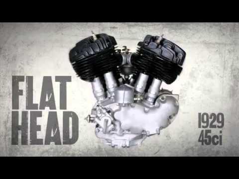 Sound Harley-Davidson Flat Head 1929
