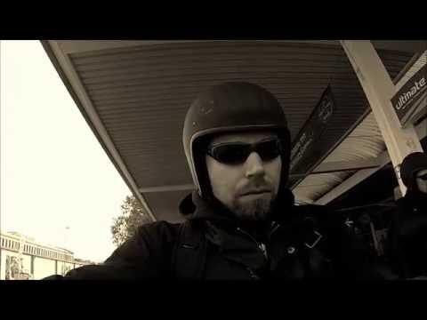 Harley Koblenz Tour 2016, mit Jekill & Hyde Auspuff