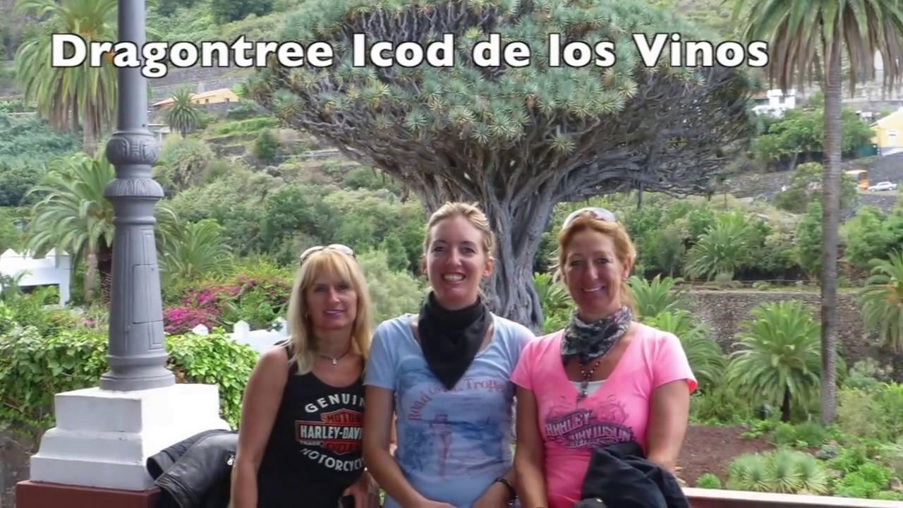 Harley Davidson Tours Tenerife/La Gomera ,Jürgen Schneider #canaryislandsrides
