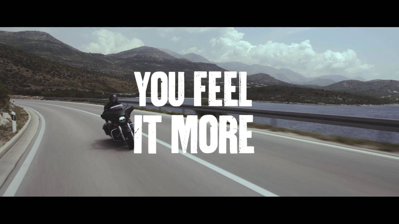 Get ready for Touring done right with Harley-Davidson