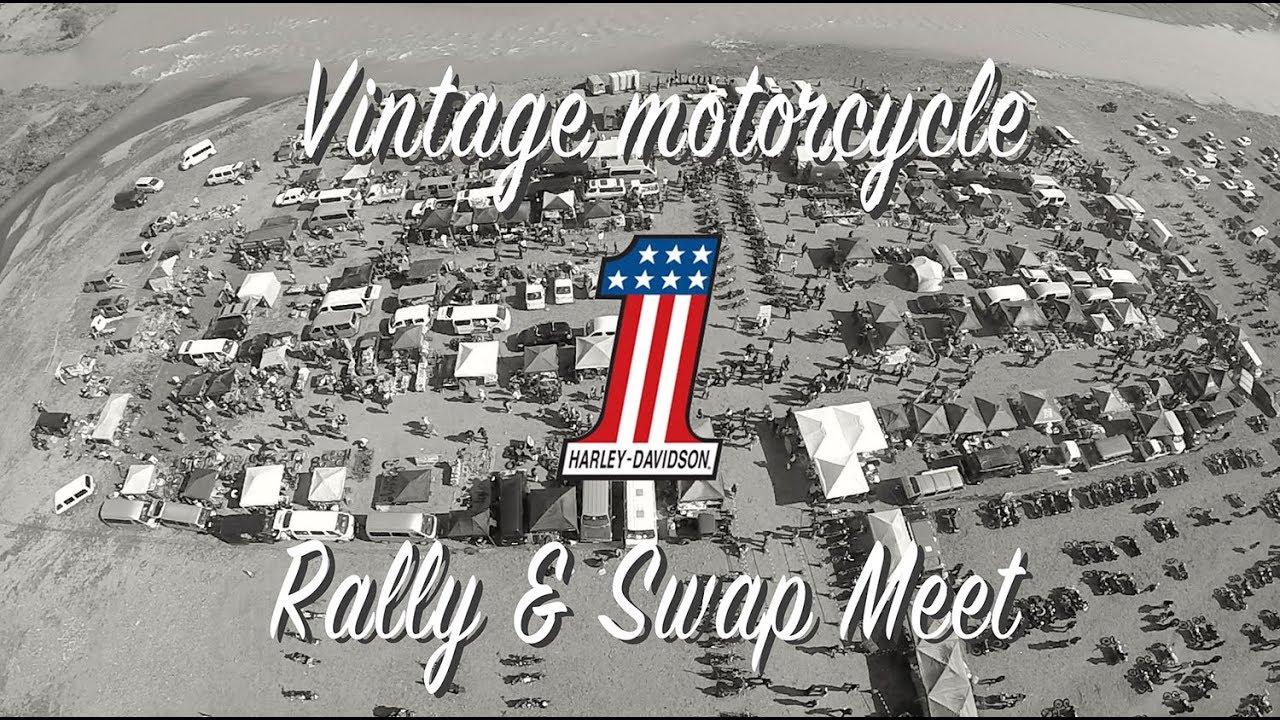 VMRS 4th -Vintage Motorcycle Rally&Swap meet-