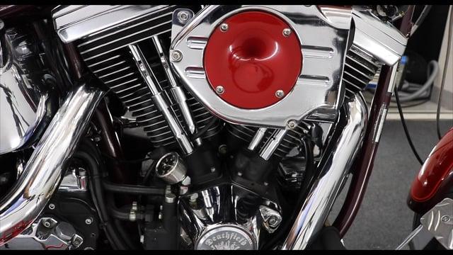 '86 Harley Davidson Softail Custom