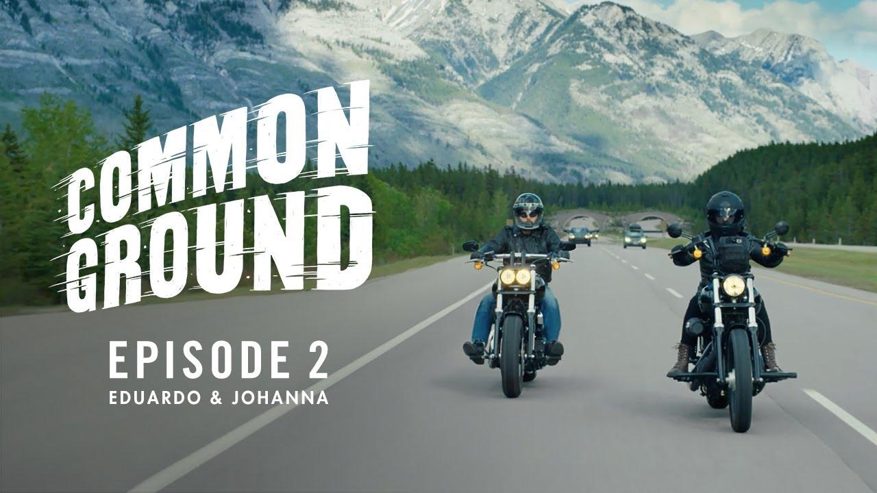 #HDCommonGround | Ep. 2 Full Episode — Eduardo & Johanna