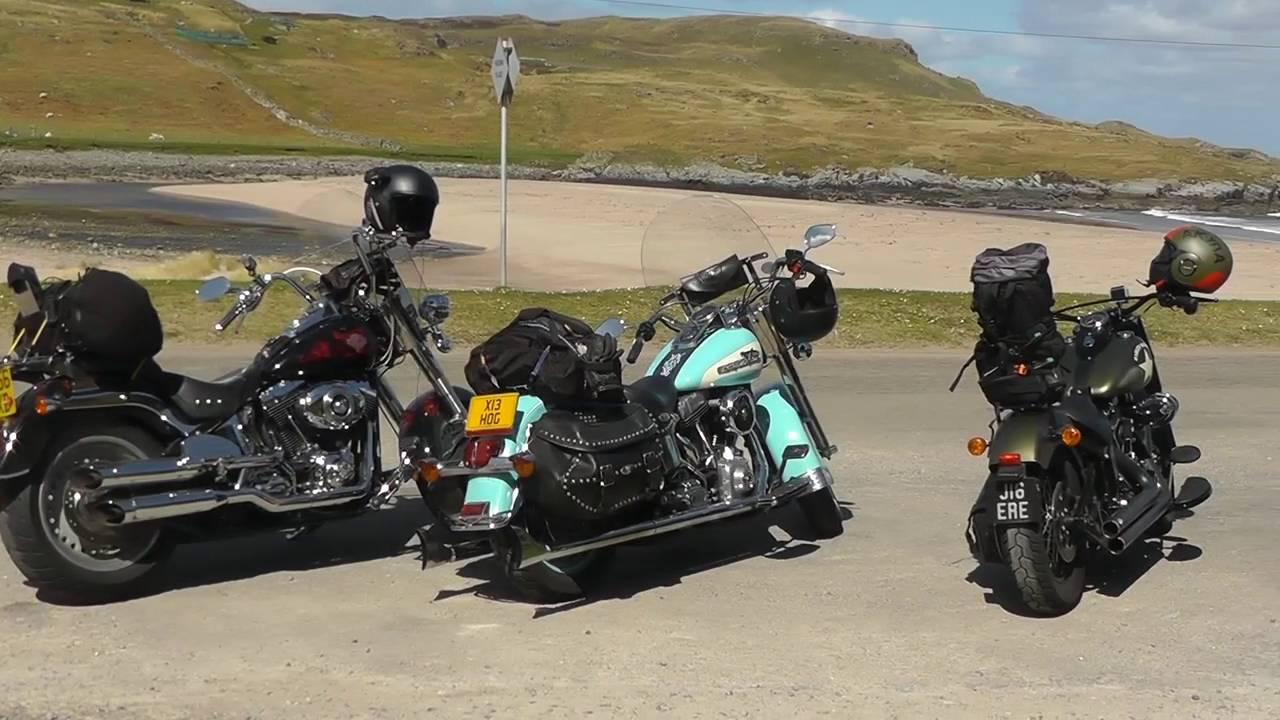 Scotlands North Coast 500 Ride, May 2016