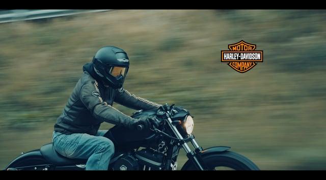 Harley Davidson Iron 883 Sportster - Tribute to Iron