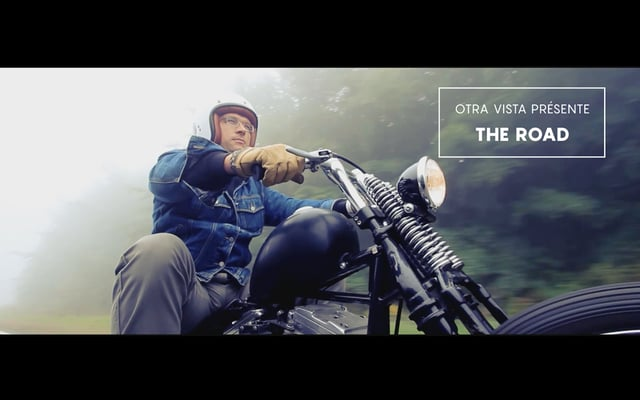 THE ROAD - A short movie about Harley Motorcycle